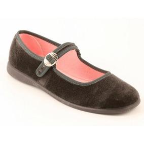 Zapatos Españoles, Mercedita De Terciopelo
