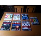 Combo 7 Revistas Gerente De Colección