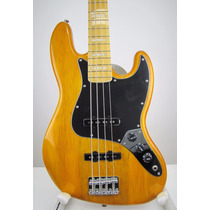 Baixo Fender Squier Vintage Modified Jb Amber 77. R$2.925,00