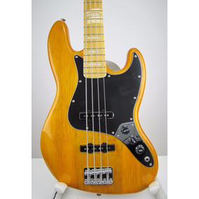 Baixo Fender Squier Vintage Modified Jb Amber 77. R$2047,00