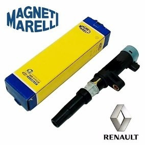 Bobina Renault Scenic 1.6 16v Caneta Magnet Marelli Bi0021mm