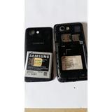 Samsung Galaxy S2 Lite Gt-i9070 Tela Trincada - Sucata
