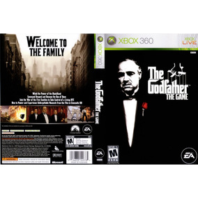 The Godfather Xbox 360 Lt 3.0 (ação/estilo Gta)