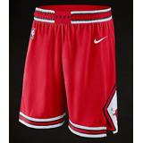 Short Bermudas Nike Dri Fit Chicago Bulls (talla L, Xl) Envi