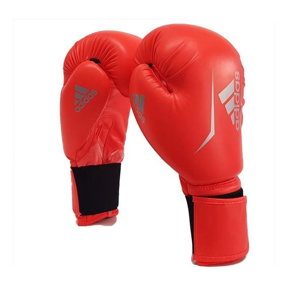 Guantes adidas Boxeo Speed 50 Importado Box Kick Muay Thai P