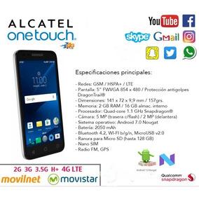Telefono Alcatel Cameox Android 7.0 16gb/ 2gb De Ram Tienda