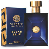 Versace Pour Homme Dylan Blue Edt 100ml Ir Business