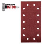 Lijas Velcro Kwb Einhell 115x230 Mm X 5 Un /grano 80/120/180