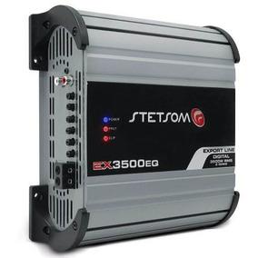 Módulo Amplif. Ex3500 Stetsom Substitui 3k3 Eq 4000w Frete G