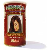 Henna Nefertum En Polvo Colorante Vegetal Para El Cabello