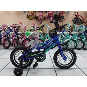 Bicicleta Br Zorro R-12 C/ Freno Del. Y Tras.