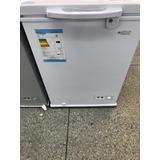 Congelador G Plus 100 Litros Gris Y Blanco Gp-05m