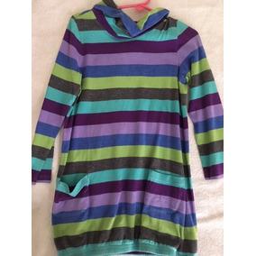 Blusa Vestido Gap Niña Talle 5 Anos