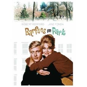Dvd Descalços No Parque Dublado C/ Robert Redford Jane Fonda