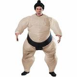 Inflable Sumo Traje De Halloween Adultos