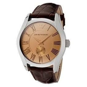 3cdf5b8e862 Relógio Masculino Empório Armani Ar 0492 - Relógios De Pulso em Rio ...