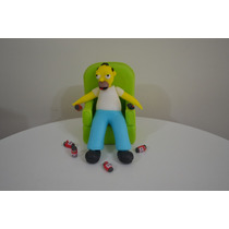 Adorno, Souvenirs Homero Simpson - Porcelana Fria -solciarte