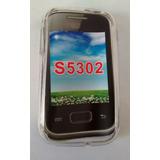 Capa Capinha Samsung Galaxy Pocket Duos S5302 S5303