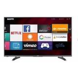 Smart Tv Full Hd Led Sanyo 43 Usb Netflix Lce43if26x 84-305