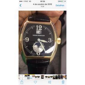 9c987a58ba3 Relogio Jaguar Fases Da Lua Ouro - Relógio Masculino no Mercado ...