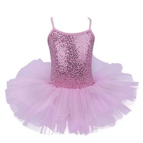 Fantasia Vestido Bailarina Infantil Menina Saia Tutu Linda