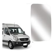 Lente Espelho Retrovisor Sprinter Lado Direito Até 2012