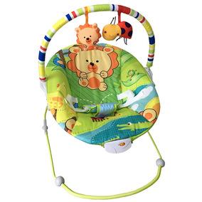 Cadeira De Descanço Poly Leão - Baby Style
