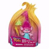 Trolls Reina Poppy Figura Pequeña - Pelicula Dreamworks