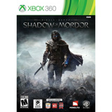 Juego Xbox 360 Warner Bros Games Middle-earth Shadow Of Mord