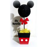 Centros De Mesa - Mickey / Princesas / Náutico / Pepa Pig