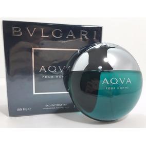 Perfume Bulgari Aqva Pour Homme 100ml Original Lacrado
