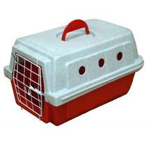 Caixa Transporte Caes E Gatos N. 02 Clicknew - Até 10 Kg