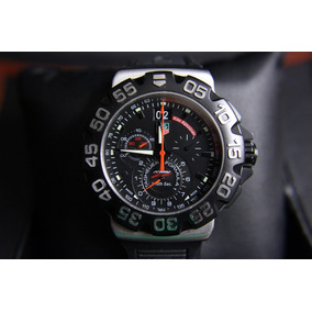 Relógio Tag Heuer Formula 1 Kimi Raikkonen Cah1014 Original