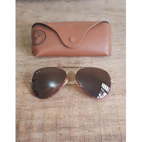 c29d7074f5f1a Óculos De Sol Ray Ban 3025 Full Color Vermelho - Óculos no Mercado ...