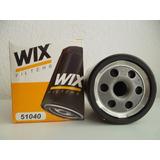 Filtro De Aceite 51040 Wix Chevrolet