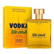 Vodka Brasil Yellow Edt 100ml Paris Elysees