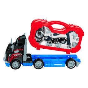 Hot Wheels Monte Seu Caminhão C/ Som - Original