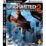 Uncharted 2 Ps3 Playstation 3 Nuevo Fisico Sellado