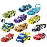 A Disney/pixar Carros Fundido Coleta De Carro, 11-pack(disco