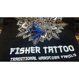 Maquina National Tattoo Para Tatuar.