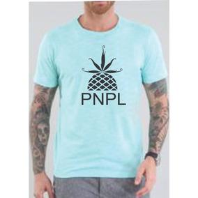 Camisetas Fã Pineapple Froid Rap Frestyle Pnpl Camisa