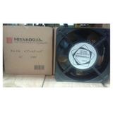 Extractor De Aire Equipos Electronicos 110v Fa116 Miyakousa