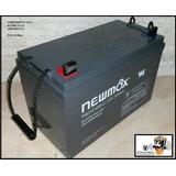 Bateria Estacionária Newmax 12v 100ah