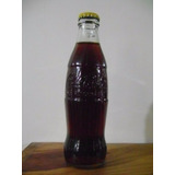 Botella Coca Cola Tapa Amarilla Emb. Salta Refrescos 237 Ml