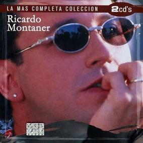 Ricardo Montaner La Mas Completa Coleccion (2 Cds) Umm 2005