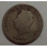 El Salvador Moneda 5 Centavos 1916