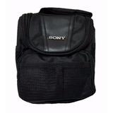 Bag Bolsa Sony Para Maquina Fotogratica Semi Profissionais
