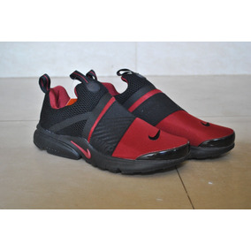Kp3 Zapatos Nike Air Presto Extreme Vino Tinto Caballeros