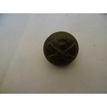 Antiguo Botón De Casaca Militar De Artilleria Paris
