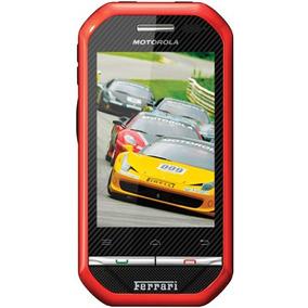 Touch Screen Digitalizador Nextel I867 Ferrari Negro Marco